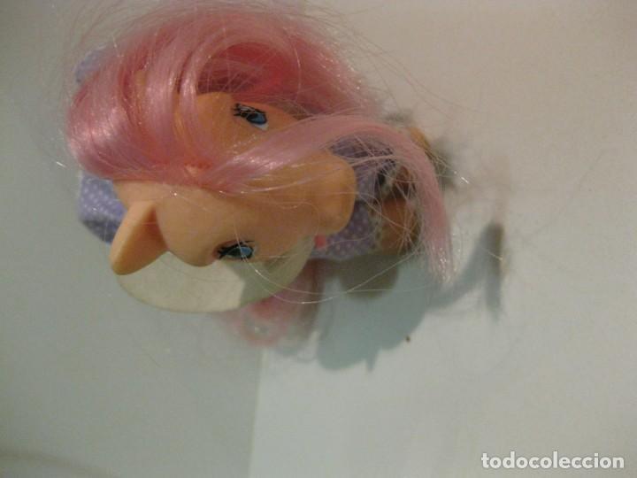 Muñecas Españolas Modernas: mi pequeño pony my little pony haspro pat pend 1982 Italy corazones . con vestido traje ropa - Foto 4 - 136310702
