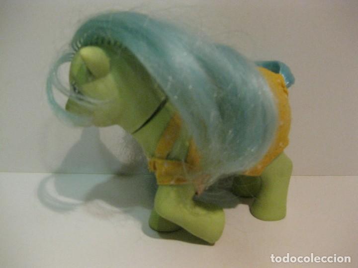 Muñecas Españolas Modernas: mi pequeño pony my little pony hasbro 1984 pat pend . chupa chups con vestido trave ropa - Foto 4 - 136311386