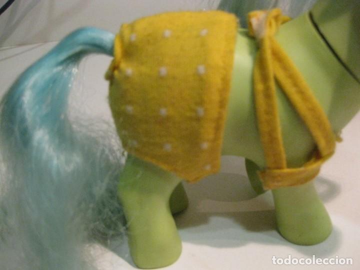 Muñecas Españolas Modernas: mi pequeño pony my little pony hasbro 1984 pat pend . chupa chups con vestido trave ropa - Foto 6 - 136311386