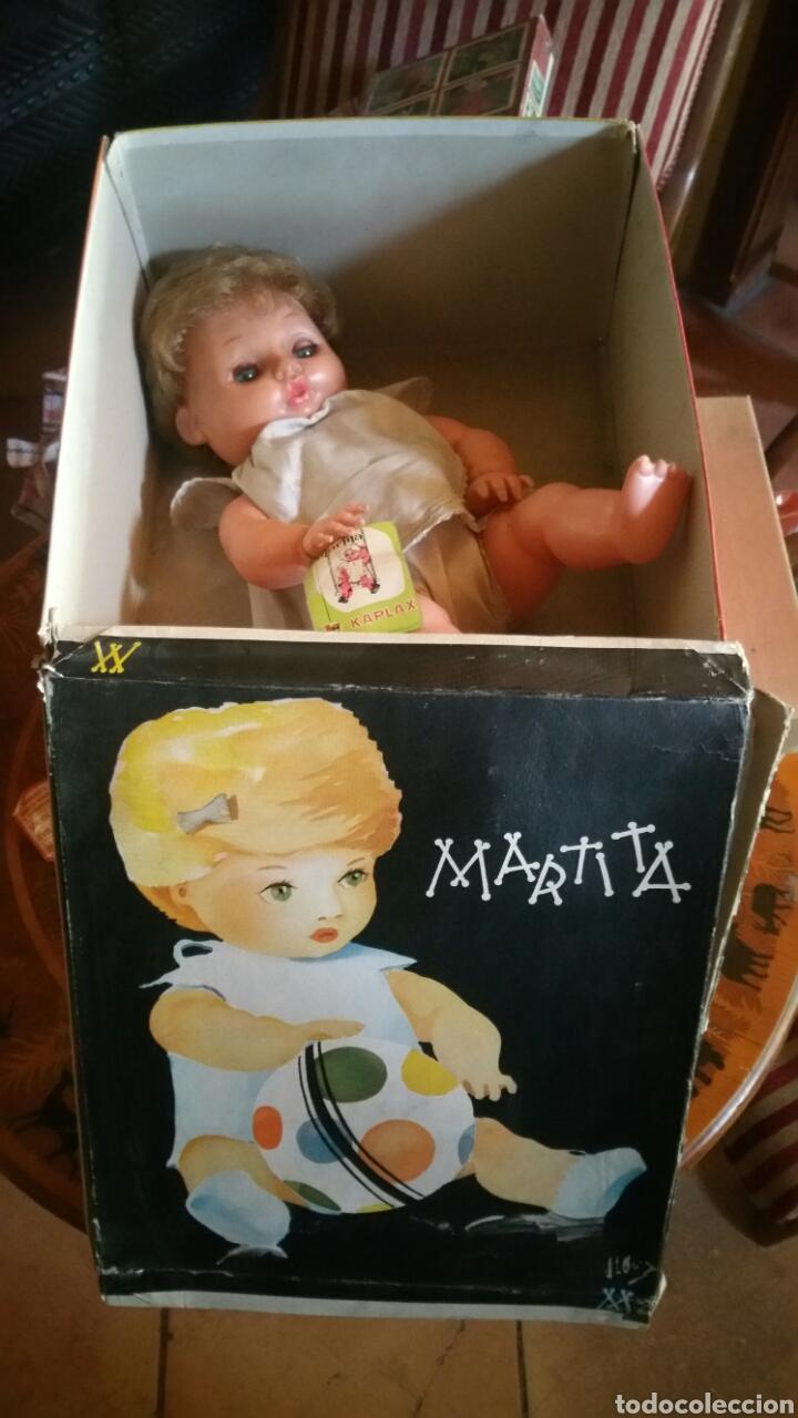 MUÑECA MARTITA DE FAMOSA (Juguetes - Otras Muñecas Españolas Modernas)