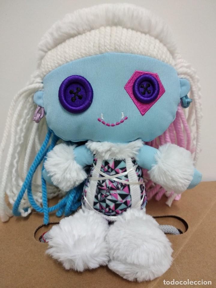 Peluche Monster High Abbey Bominable segunda mano