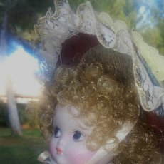 Muñecas Españolas Modernas: MUÑECA DE PORCELANA. DE RAMON INGLES.. Lote 137364616
