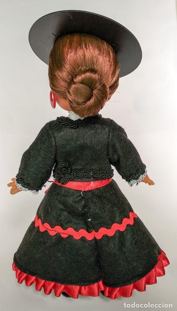 Muñecas Españolas Modernas: Muñeca Jotita 25 cm colección modelo Cordobesa Folk Artesanía, nueva y original. - Foto 2 - 137483074