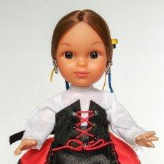 Muñecas Españolas Modernas: MUÑECA JOTITA 25 CM COLECCIÓN MODELO VALLISOLETANA FOLK ARTESANÍA, NUEVA Y ORIGINAL. . Lote 137484382