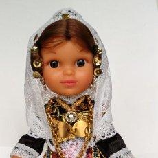 Muñecas Españolas Modernas: MUÑECA JOTITA 25 CM COLECCIÓN MODELO SALMANTINA CHARRA SALAMANCA FOLK ARTESANÍA, NUEVA Y ORIGINAL.. Lote 137485122