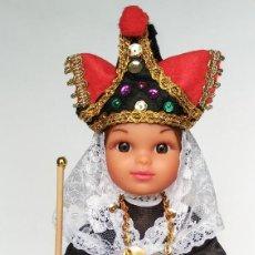 Muñecas Españolas Modernas: MUÑECA JOTITA 25 CM COLECCIÓN MODELO SEGOVIANA FOLK ARTESANÍA, NUEVA Y ORIGINAL.. Lote 137485574
