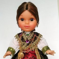 Muñecas Españolas Modernas: MUÑECA JOTITA 25 CM COLECCIÓN MODELO ZAMORANA FOLK ARTESANÍA, NUEVA Y ORIGINAL.. Lote 137486634