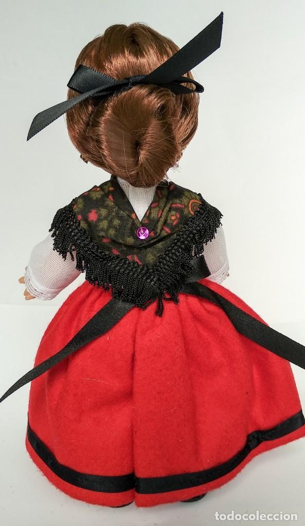 Muñecas Españolas Modernas: Muñeca Jotita 25 cm colección modelo Conquense (Cuenca) Folk Artesanía, nueva y original. - Foto 2 - 137487250