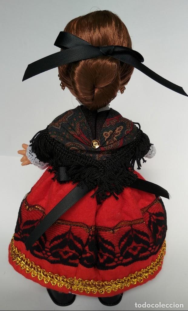 Muñecas Españolas Modernas: Muñeca Jotita 25 cm colección modelo Cacereña Folk Artesanía, nueva y original. - Foto 2 - 137487862
