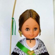 Muñecas Españolas Modernas: MUÑECA SERENINA Mª SALUD 35 CM COLECCIÓN CASTELLONERA FOLK ARTESANÍA, NUEVA Y ORIGINAL.. Lote 137595310