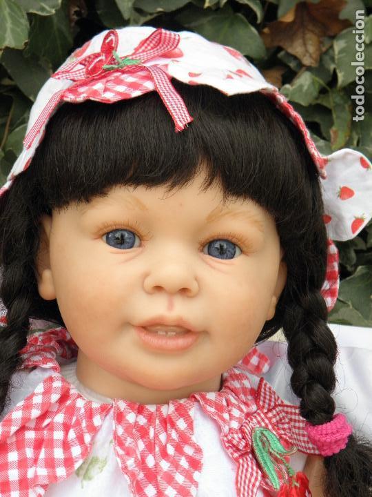 Muñecas Españolas Modernas: Muñeca Reborn Toddler Katie Marie de la artista Ann Timmerman - Foto 2 - 137659622