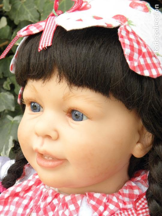 Muñecas Españolas Modernas: Muñeca Reborn Toddler Katie Marie de la artista Ann Timmerman - Foto 5 - 137659622