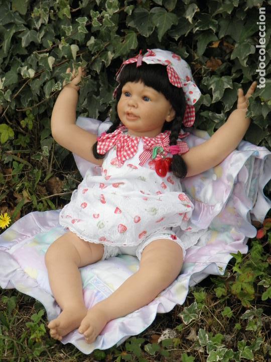 Muñecas Españolas Modernas: Muñeca Reborn Toddler Katie Marie de la artista Ann Timmerman - Foto 7 - 137659622