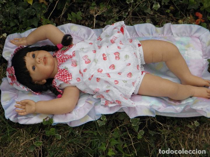 Muñecas Españolas Modernas: Muñeca Reborn Toddler Katie Marie de la artista Ann Timmerman - Foto 8 - 137659622