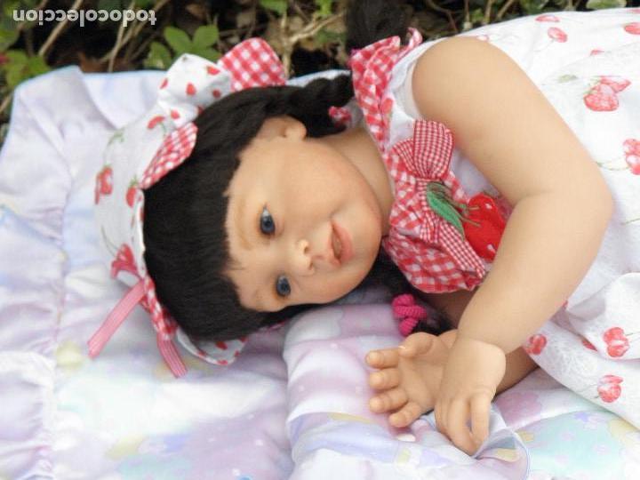 Muñecas Españolas Modernas: Muñeca Reborn Toddler Katie Marie de la artista Ann Timmerman - Foto 18 - 137659622