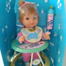 Muñecas Españolas Modernas: BABY TAC. MARCA JESMAR. AÑ0 1992. ORIGINAL EN CAJA! (ULTIMA DISPONIBLE). Lote 138930426