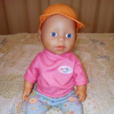 Muñecas Españolas Modernas: BABY BORN. Lote 139673572