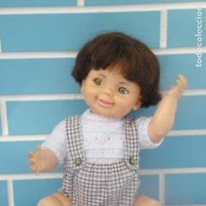 Muñecas Españolas Modernas: MUÑECA AMERICANA GIGGLES BABY DE IDEAL TOY AÑOS 60. Lote 139767634