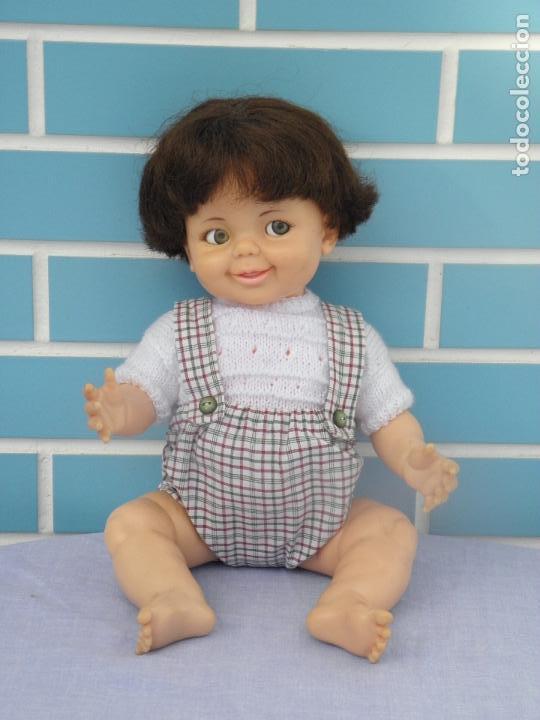 Muñecas Españolas Modernas: Muñeca americana Giggles Baby de Ideal Toy años 60 - Foto 3 - 139767634