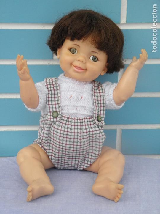 Muñecas Españolas Modernas: Muñeca americana Giggles Baby de Ideal Toy años 60 - Foto 4 - 139767634