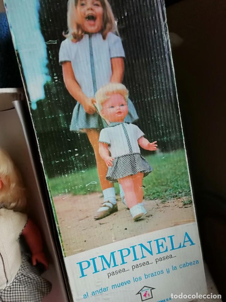 Muñecas Españolas Modernas: Muñeca Pimpinela de Novogama - Foto 5 - 140226818