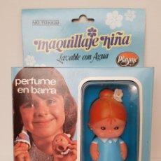 Muñecas Españolas Modernas: MUÑECA PLAYME AÑOS 70 - CON PERFUME EN BARRA - PLAYME REF. 281 ( CASA SACAUNTAS PLAYME). Lote 140968718
