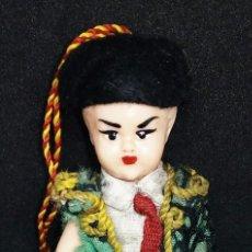Muñecas Españolas Modernas: MUÑECO CON TRAJE DE TORERO *** 11 CMS. Lote 143166038