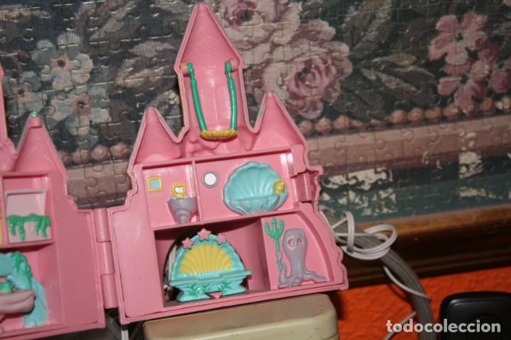 Muñecas Españolas Modernas: casa pequeña tipo polly pocket marcada como 1994 trendmasters - Foto 3 - 143878886