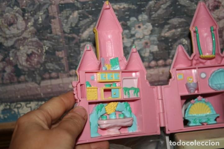 Muñecas Españolas Modernas: casa pequeña tipo polly pocket marcada como 1994 trendmasters - Foto 4 - 143878886
