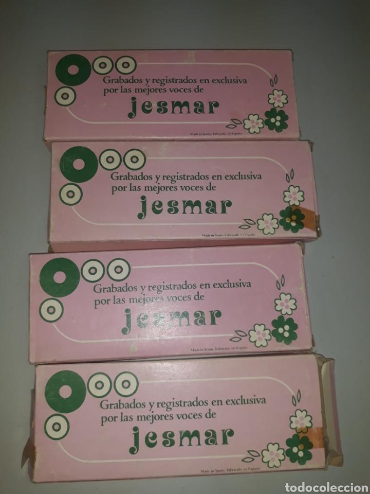 Muñecas Españolas Modernas: 4 cajas Discos JESMAR - Foto 2 - 143901321