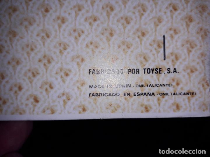 Muñecas Españolas Modernas: MUñECO CARLITOS DE TOYSE, MUñECA ANTIGUA, JUGUETE ANTIGUO - Foto 4 - 144154506