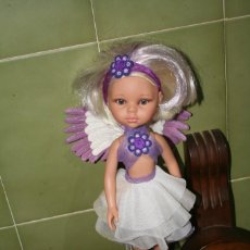Muñecas Españolas Modernas: MUÑECA PAOLA REINA ANGEL. Lote 213802806