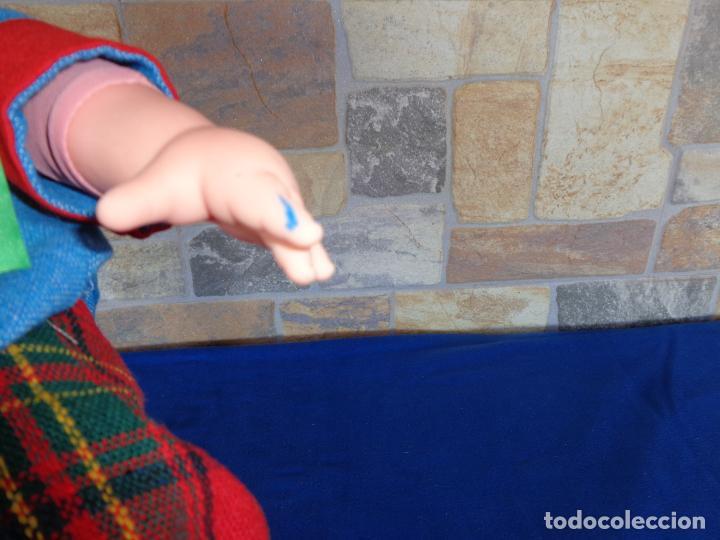 Muñecas Españolas Modernas: TOYSE - ANTIGUO Y PRECIOSO PAYASO PENIQUE-TOTO TOYSE AÑOS 70 VER FOTOS Y DESCRIPCION! SM - Foto 13 - 144801402