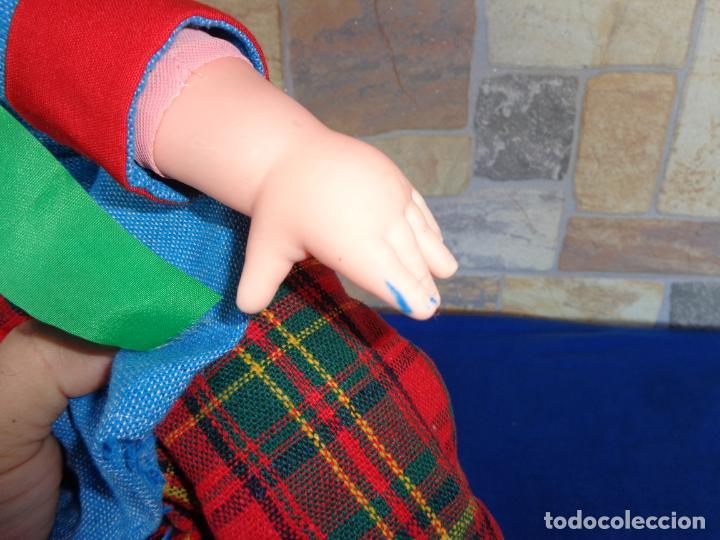 Muñecas Españolas Modernas: TOYSE - ANTIGUO Y PRECIOSO PAYASO PENIQUE-TOTO TOYSE AÑOS 70 VER FOTOS Y DESCRIPCION! SM - Foto 19 - 144801402