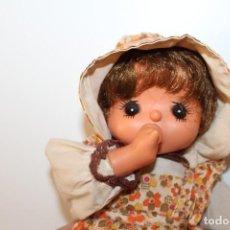 Muñecas Españolas Modernas: ANTIGUA MUÑECA DE TRAPO - AÑOS 70. Lote 144864210