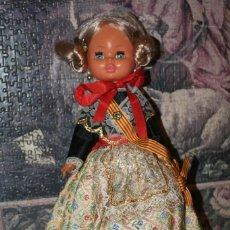 Muñecas Españolas Modernas: MUÑECA SINTRA SIMILAR NANCY FALLERA MUY NUEVA. Lote 145315846