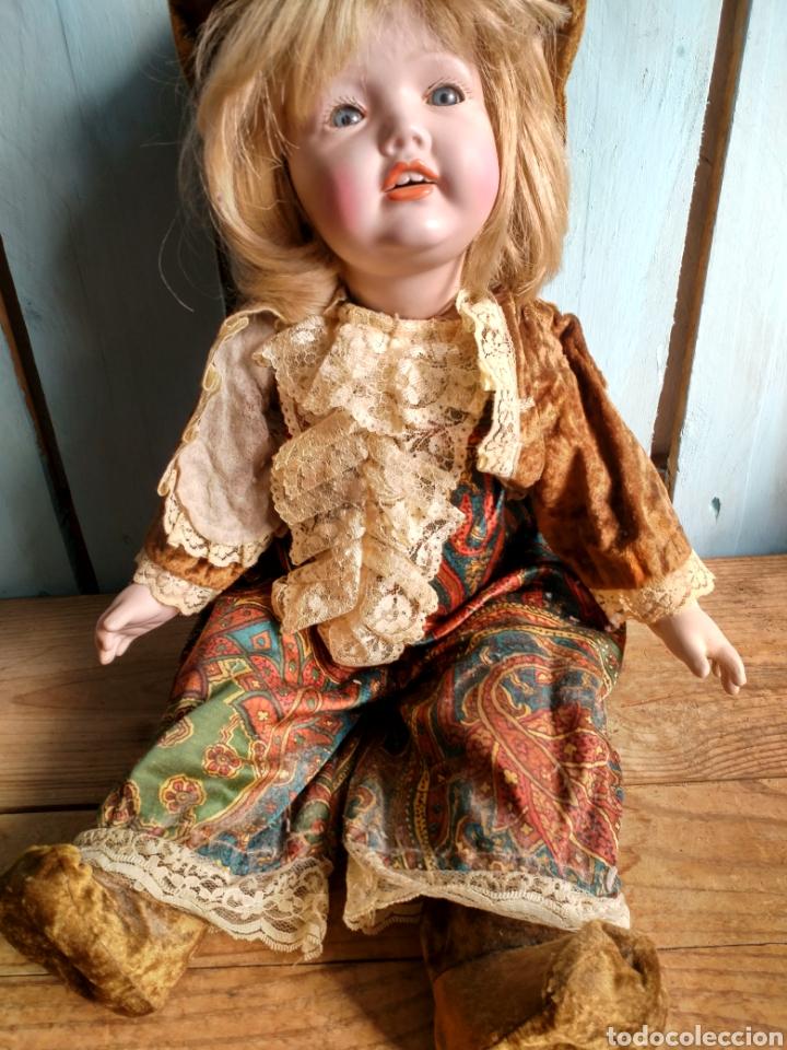 Muñecas Españolas Modernas: Muñeca Porcelana Ramón Inglés - Foto 3 - 146717746