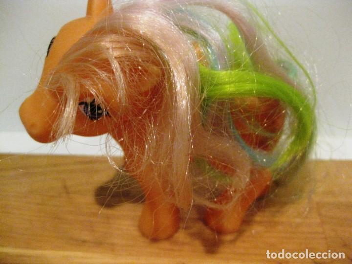 Muñecas Españolas Modernas: my little pony . mi pequeño pony rosa alado . hasbro 1984 - Foto 2 - 146939874
