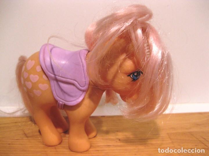 Muñecas Españolas Modernas: mi pequeño pony . My little pony rosa con montera hasbro 1982 - Foto 2 - 146940374