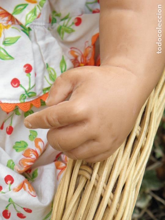 Muñecas Españolas Modernas: Muñeca Reborn Toddler negrita de Vikki Ebbeling - Foto 7 - 146954378
