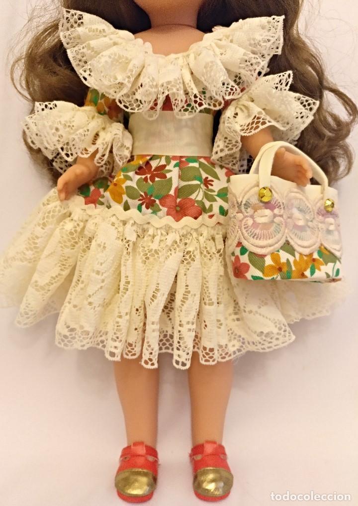 Muñecas Españolas Modernas: Muñeca KIKA Nº23 de nueva coleccion,pelo extralargo castaño claro - Foto 4 - 147450250