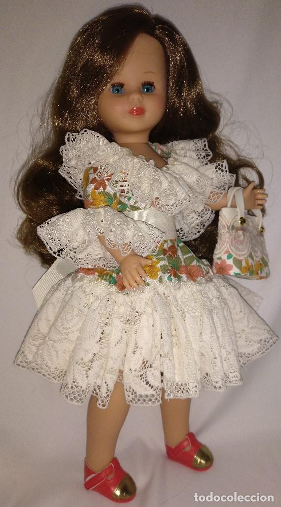 Muñecas Españolas Modernas: Muñeca KIKA Nº23 de nueva coleccion,pelo extralargo castaño claro - Foto 13 - 147450250