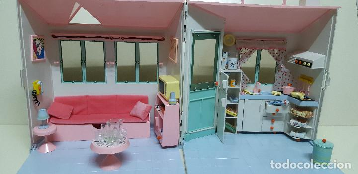 Casa maletin villa muñeca chabel años 80 con mu - Verkauft ...