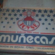 Muñecas Españolas Modernas - MUÑECAS TOYSE CAJA VACIA - 147714262