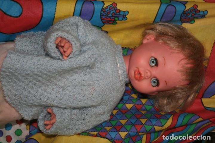 Muñecas Españolas Modernas: muñeca muñeco bebe made in spain - Foto 3 - 148340902