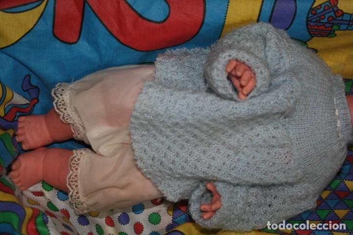 Muñecas Españolas Modernas: muñeca muñeco bebe made in spain - Foto 4 - 148340902
