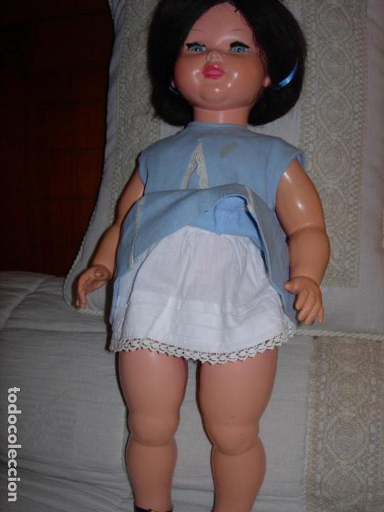 Muñecas Españolas Modernas: Muñeca Rosela de BB de 62 cm - Foto 10 - 149535602