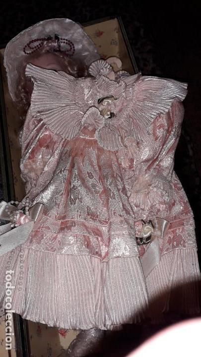 Muñecas Españolas Modernas: MUñECA DE PORCELANA CON SU BAUL Y SU ROPA, MUÑECA DE PORCELANA, MUñECA ANTIGUA - Foto 13 - 150578122