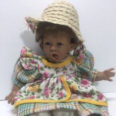 Muñecas Españolas Modernas: MUÑECA DE GOMA WILJO. Lote 150594340