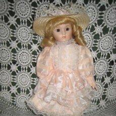 Muñecas Españolas Modernas - MUÑECA PORCELANA JOSEFINA Y RAMON INGLES - 151477370